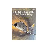 072,F-86 Sabre Aces of the 4th Fighter Wing