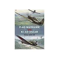 08,P-40 Warhawk vs Ki-43 Oscar China 1944 - 1945
