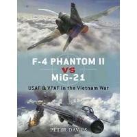 12,F-4 Phantom vs MiG-21 in the Vietnam War