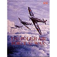 The Polish Air Force at War Vol.2:1943-1945