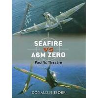 16,Seafire vs A6M Zero - Pacific Theatre