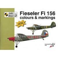 Fieseler Fi 156 Camouflage & Markings
