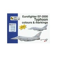 Eurofighter EF-2000 Typhoon Colours & Markings