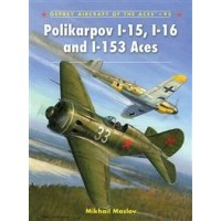 095,Polikarpov I-15,I-16 and I-153 Aces