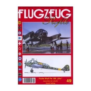 """49,Focke Wulf FW 189 """"Uhu"""""""
