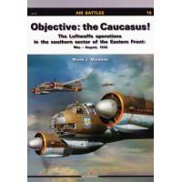 18,Objective:The Caucasus !