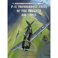 092,P-47 Thunderbolt Units of the Twelfth Air Force