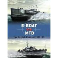 034, E-Boat vs MTB The English Channel 1941-1945