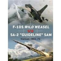 "035,F-105 Wild Weasel vs SA-2 ""Guideline"" SAM Vietnam 1965-1973"