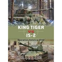 037,King Tiger vs IS-2 Operation Solstice 1945