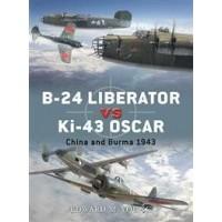 41,B-24 Liberator vs Ki-43 Oscar China and Burma 1943