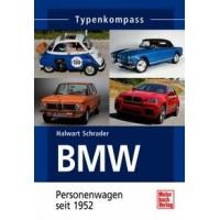 BMW Personenwagen seit 1952