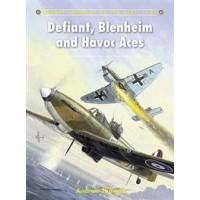 105,Defiant,Blenheim and Havoc Aces