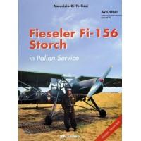 12,Fieseler Fi-156 Storch in Italian Service