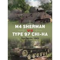 043,M 4 Sherman vs Type 97 Chi-Ha Pacific 1945