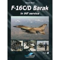 08, F-16 C/D Barak in IAF Service
