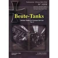 1003,Beute Tanks - British Tanks in German Service Vi