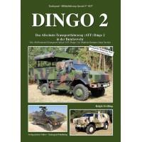 5037,Dingo 2 - Das Allschutz Transportfahrzeug (ATF) Dingo 2 der Bundeswehr
