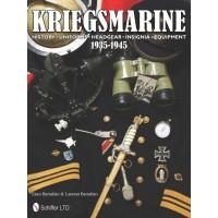 Kriegsmarine 1935-1945:History-Uniforms-Headgear-Insignia-Equipment