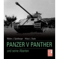 Panzer V Panther und seine Abarten