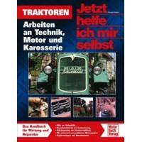 Traktoren-Arbeiten an Technik,Motor und Karosserie
