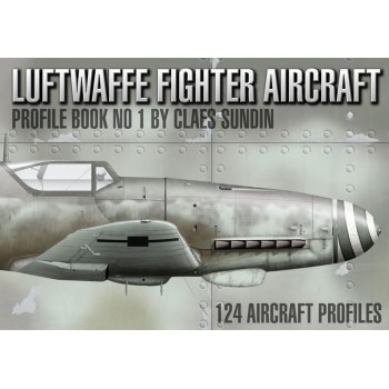 Luftwaffe Fighter Aircraft Profile Book No.1