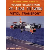 213,Vought/Hiller/Ryan XC-142A Tilt Wing VSTOL Transport