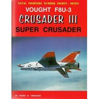 087,Vought F8U-3 Crusader III Super Crusader