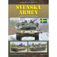 7027,Svenska Armen - Vehicles of the Modern Swedish Army