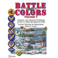 Battle Colors Vol.5: Pacific Theater of Operations