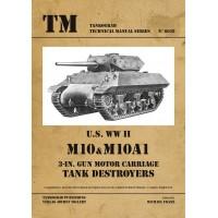 6028, U.S. WW II M10 & M10A1