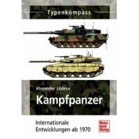 Kampfpanzer-Internationale Entwicklungen ab 1970