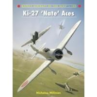 "103, Ki-27 ""Nate"" Aces"
