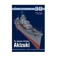 22,The Japanese Destroyer Akizuki