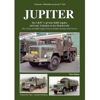 5044,Jupiter - Der LKW 7t gl (6x6) KHD Jupiter und seine Varianten in der Bundeswehr