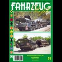 55,Schwerlasttransporter der Bundeswehr 1956-2013