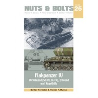 25,Flakpanzer IV Wirbelwind (Sd.Kfz.161/4) Ostwind and Kugelblitz