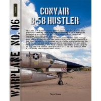6,Convair B-58 Hustler