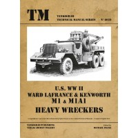 6029,U.S.WW II Ward LaFrance/Kenworth M 1 - M 1A1 Heavy Wreckers