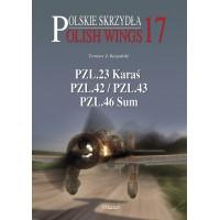 17,PZL.23 Karas,PZL.42/PZL.43,PZL.46 Sum