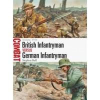 5,British Infantryman vs German Infantryman Somme 1916