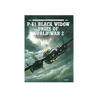 008,P-61 Black Widow Units of World War II