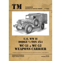 6031,U.S. WW II Dodge WC51 - WC52 Weapons Carrier