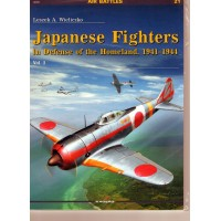21,Japanese Fighters in Defense of the Homeland 1941-1944 Vol.1