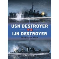 48,USN Destroyer vs IJN Destroyers