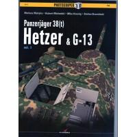 14,Panzerjäger 38(t) Hetzer & G-13 Vol.1