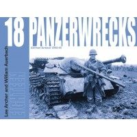 Panzerwrecks 18 - German Armour 1944/45