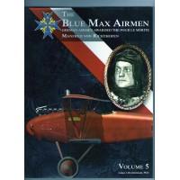 The Blue Max Airmen Vol.5 : Manfred von Richthofen
