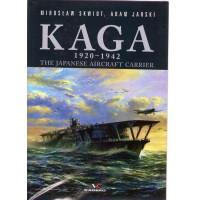 1,KAGA 1920 - 1942 The Japanese Aircraft Carrier