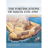 16,The Fortifications of Malta 1530 - 1945